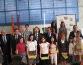 Sotoca y C�mara entregan los premios regionales del concurso escolar �Crece en Seguridad�