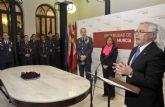 La Academia General del Aire visita la Universidad de Murcia