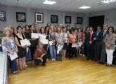 Más de 60 alumnos obtienen el diploma en Geriatría y Cuidados para la Dependencia