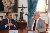 La UCAM y Banco Santander aúnan sus fuerzas