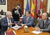 La Universidad de Murcia y el Círculo de Economía acuerdan potenciar la transferencia del conocimiento