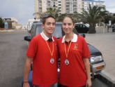 Dos medallas para el Club de Pesca Puerto de Mazarr�n durante el XIX Campeonato de España