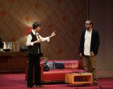 María Barranco y Luis Merlo presentan TÓCALA OTRA VEZ, SAM en el Teatro Villa de Molina el viernes 21 de octubre