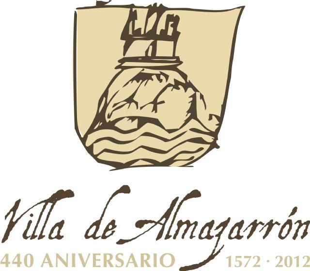 El logotipo del 440 aniversario de la indepencia de la Villa de Almazarrón anuncia un programa repleto de actos culturales y deportivos, Foto 1