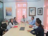 La Consejería de Presidencia apoya las necesidades del municipio