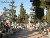 Más de 400 ciudadanos que poseen titularidad de Derecho Funerario en el cementerio municipal han actualizado ya sus datos en el ayuntamiento