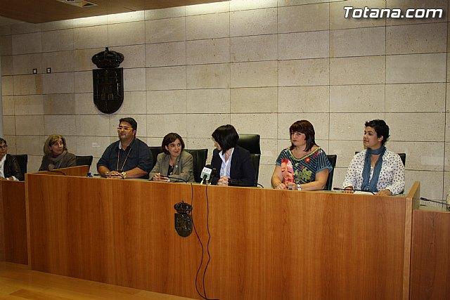 Recepción institucional a la Junta Directiva de la Federación Nacional de Enfermedades Raras (FEDER) - 1