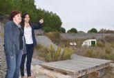Un nuevo Sendero Ecoturístico permite conocer las especies vegetales y los sistemas de aprovechamiento del agua en el Cabezo de la Jara