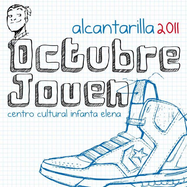 Del 26 al 29 se desarrollarán en Alcantarilla las actividades previstas en el Octubre Joven 2011 - 1, Foto 1