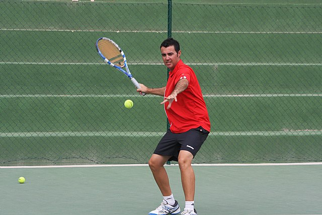 Great performance by Pedro Canovas of Spain in the Championship Team