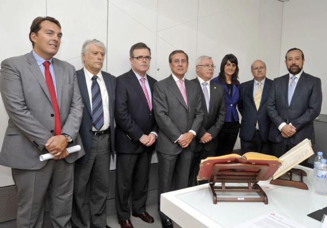 Toman posesión cinco vocales del Consejo Social de la Universidad de Murcia - 2, Foto 2