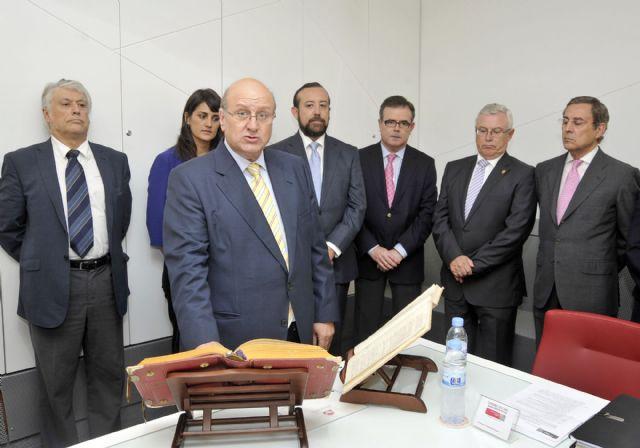 Toman posesión cinco vocales del Consejo Social de la Universidad de Murcia - 4, Foto 4