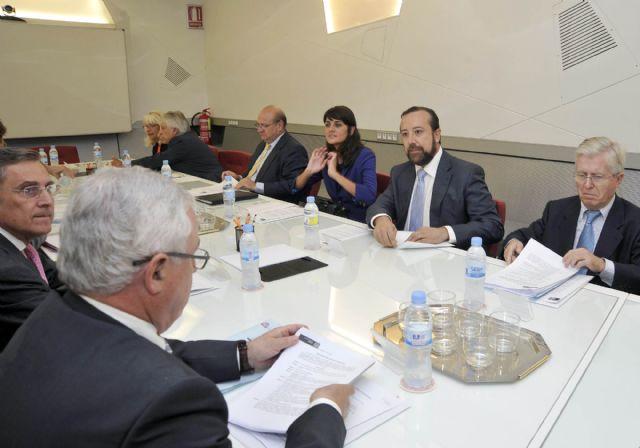 Toman posesión cinco vocales del Consejo Social de la Universidad de Murcia - 5, Foto 5