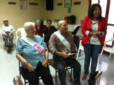 El Servicio de Estancias Diurnas para Personas con Alzheimer celebra su IV aniversario