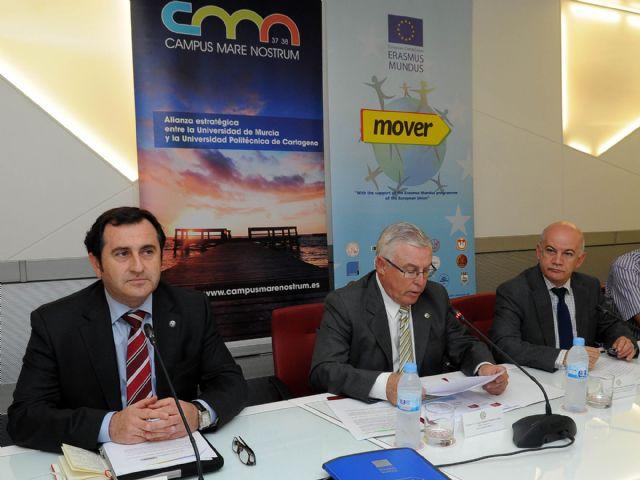 La Universidad de Murcia coordinará programas de movilidad con Asia y con el norte de África - 2, Foto 2
