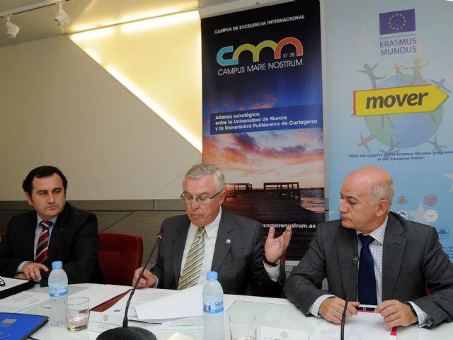 La Universidad de Murcia coordinará programas de movilidad con Asia y con el norte de África - 3, Foto 3