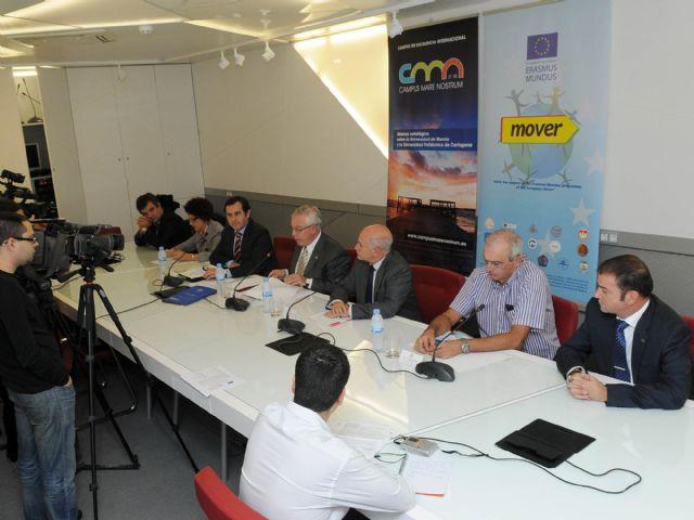 La Universidad de Murcia coordinará programas de movilidad con Asia y con el norte de África - 4, Foto 4