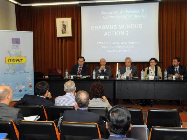 La Universidad de Murcia coordinará programas de movilidad con Asia y con el norte de África - 5, Foto 5