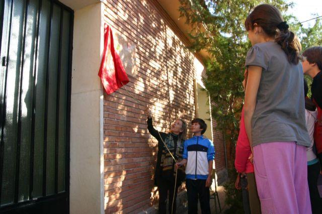 El colegio Virgen de la Fuensanta de La Alberca se une a las Escuelas Verdes del municipio - 1, Foto 1