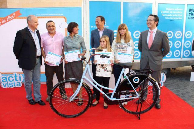El Alcalde entrega los premios a los activistas implicados en mejorar la imagen de la ciudad - 1, Foto 1