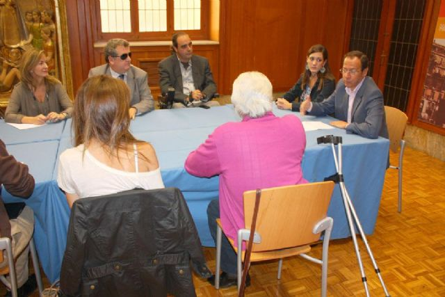 Las nuevas obras en la ciudad recibirán el visto bueno de las asociaciones de discapacidad para garantizar su accesibilidad - 1, Foto 1