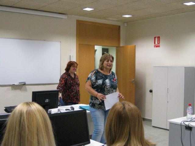 El Vivero de Empresas acoge un curso de Ofimática para mujeres, Foto 2