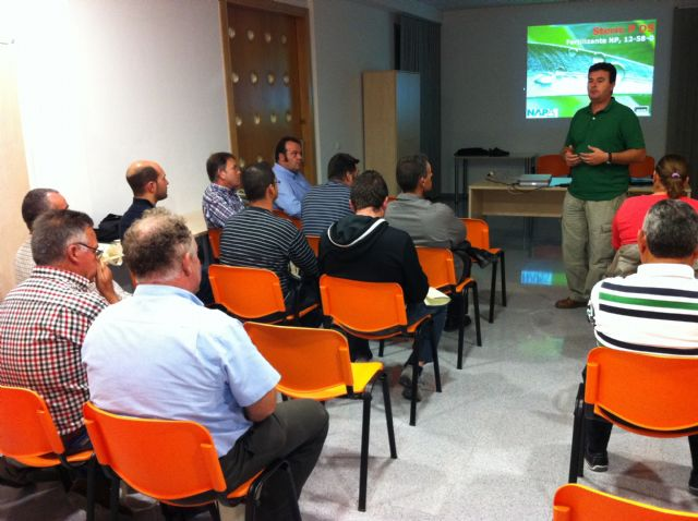 Start the program of lectures organized by the city of specialization of Agriculture and Livestock