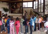 Más de 100 escolares visitaron el entorno del Castillo de Nogalte y las Casas Cueva tematizadas