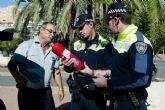 La Policía Local supervisa el funcionamiento de los taxis del municipio