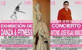 Cieza acogerá una exhibición y un concierto benéfico a favor de la realización de Nuestra Señora de la Divina Misericordia