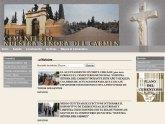 La web del Cementerio Municipal 'Nuestra Señora del Carmen' tiene más de 30.200 visitas