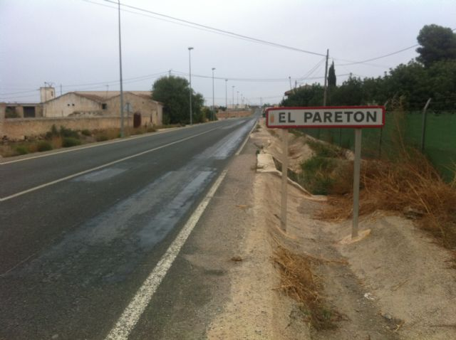 The people of El-Cantareros Paretón new addresses must update their addresses in the municipal