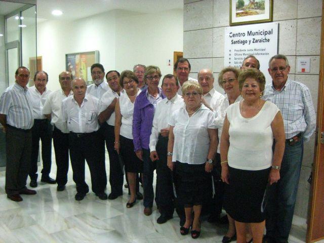 La coral de los mayores de Santiago y Zaraiche se estrena en el nuevo centro municipal de la pedanía - 2, Foto 2