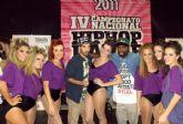 Las alumnas mayores de la Escuela Deportiva Municipal de Danza participaron en el Campeonato Nacional de Hip-Hop