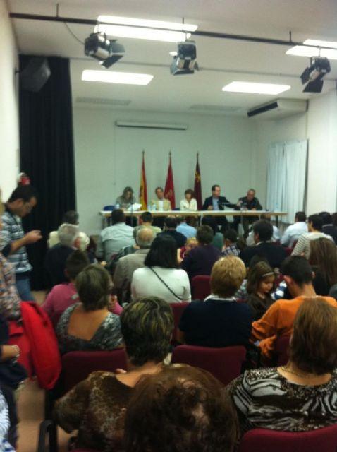El Alcalde acompaña a Amelia García en su elección como presidenta de la Junta Municipal de Avileses - 1, Foto 1