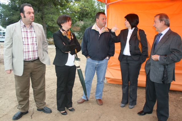 The Region invests 577,000 euros in the rehabilitation of the road RM-315
