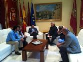 Lorca aspira a ser Ciudad Europea del Deporte en 2013