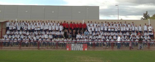 Se presentan las Escuelas Municipales de Fútbol de Lorquí con casi 200 jugadores - 2, Foto 2