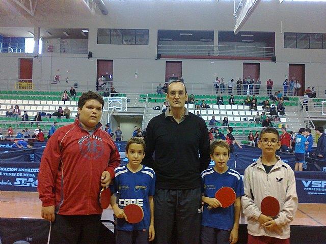 Tenis de mesa. Torneo zonal - 1, Foto 1