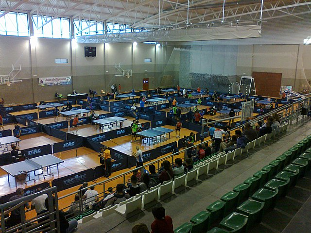 Tenis de mesa. Torneo zonal - 2, Foto 2