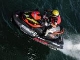 Los pilotos murcianos brillan durante la celebración de la última prueba del Campeonato de España 2011 de motos de agua