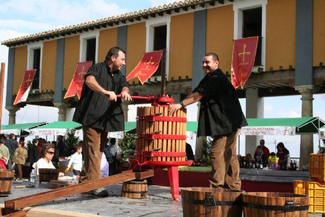 El mundo del vino conquista la Plaza del Castillo - 3, Foto 3