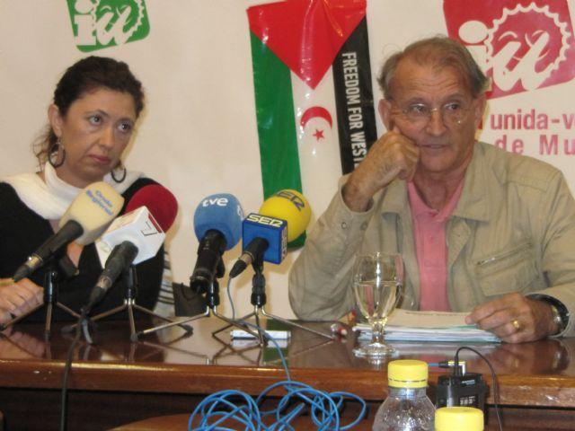 IU-Verdes aboga por una nueva política internacional basada en la paz y la cooperación - 1, Foto 1