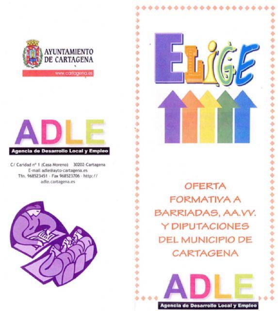 El Programa ELIGE de la ADLE inicia su andadura - 1, Foto 1