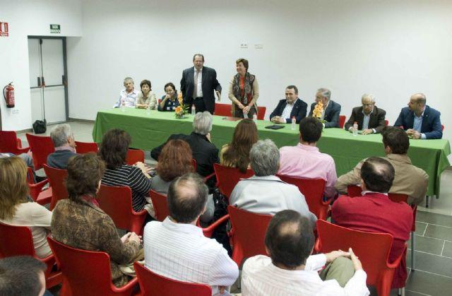 La alcaldesa da la bienvenida a los miembros de las Juntas Vecinales - 1, Foto 1