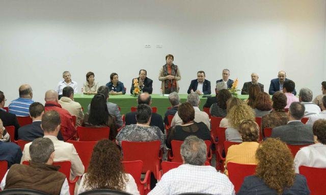 La alcaldesa da la bienvenida a los miembros de las Juntas Vecinales - 2, Foto 2