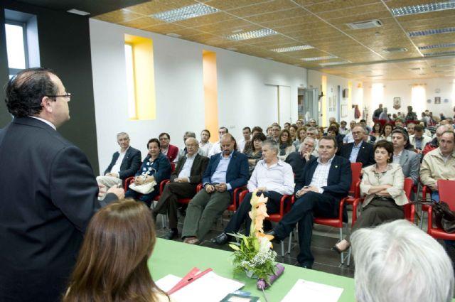 La alcaldesa da la bienvenida a los miembros de las Juntas Vecinales - 4, Foto 4