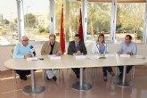 Firma de convenio entre el Ayuntamiento de Torre-Pacheco y Cáritas Torre-Pacheco