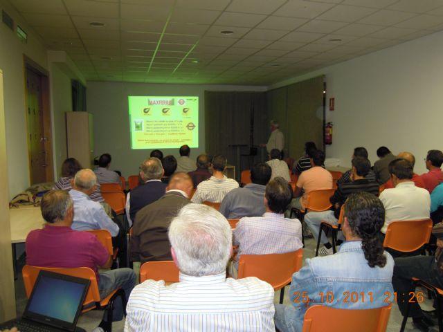 La concejalía de Agricultura hace un balance positivo de las Jornadas Técnicas de Agricultura y Ganadería - 1, Foto 1