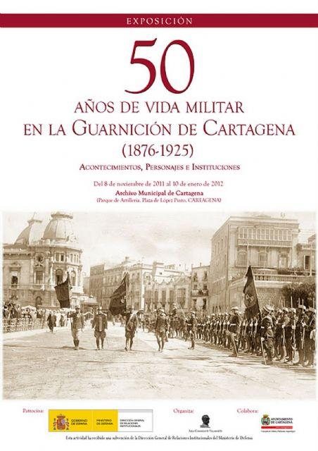50 años de vida militar en la guarnición de Cartagena - 1, Foto 1